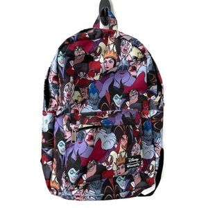 Disney Loungefly Villains Backpack